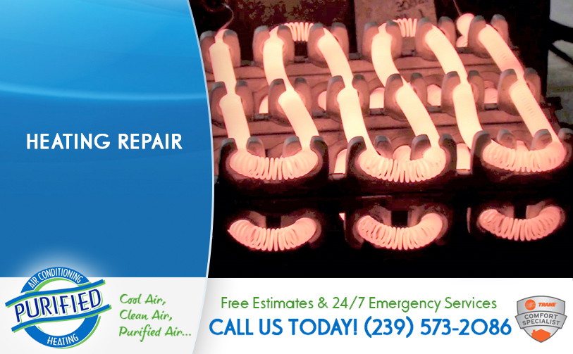 Heating Repair in and near Cape Coral Florida