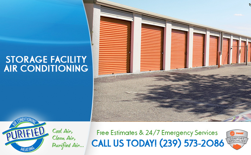 Storage Facility Air Conditioning In Cape Coral Fl