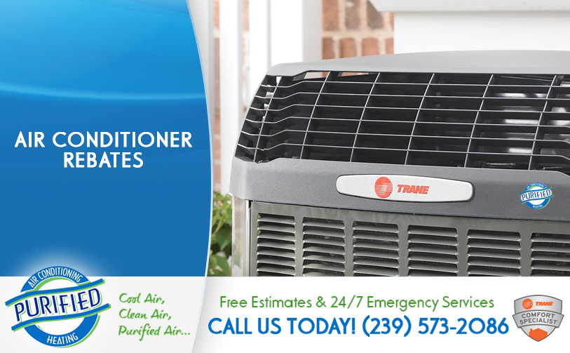 Air Conditioner Rebates in and near Fort Myers Florida