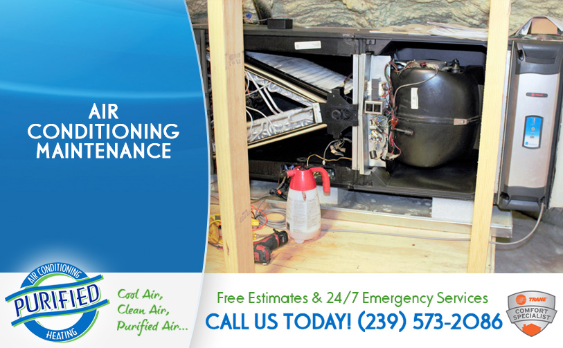 Air Conditioning Maintenance in and near Fort Myers Florida