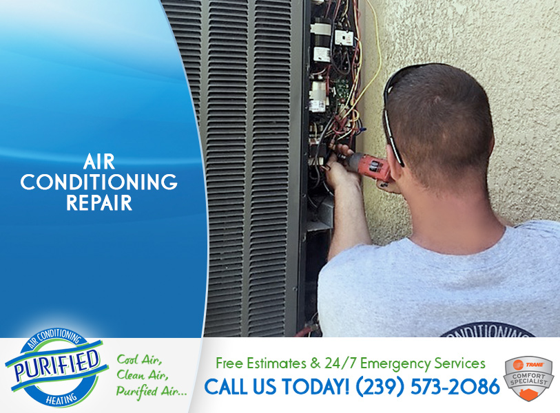 Air Conditioning Repair in and near Fort Myers Florida