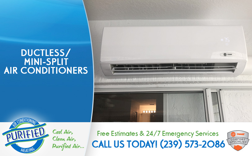 Ductless / Mini-Split Air Conditioners in and near Fort Myers Florida