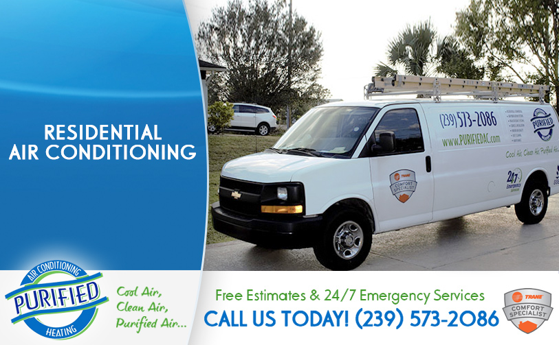 Residential Air Conditioning in and near Fort Myers Florida
