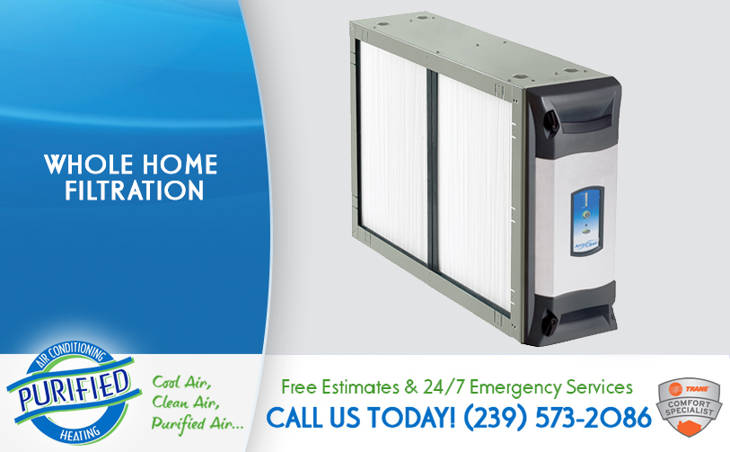 Whole Home Filtration in and near Fort Myers Florida