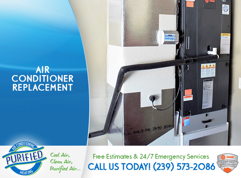 Air Conditioner Replacement In North Fort Myers Fl