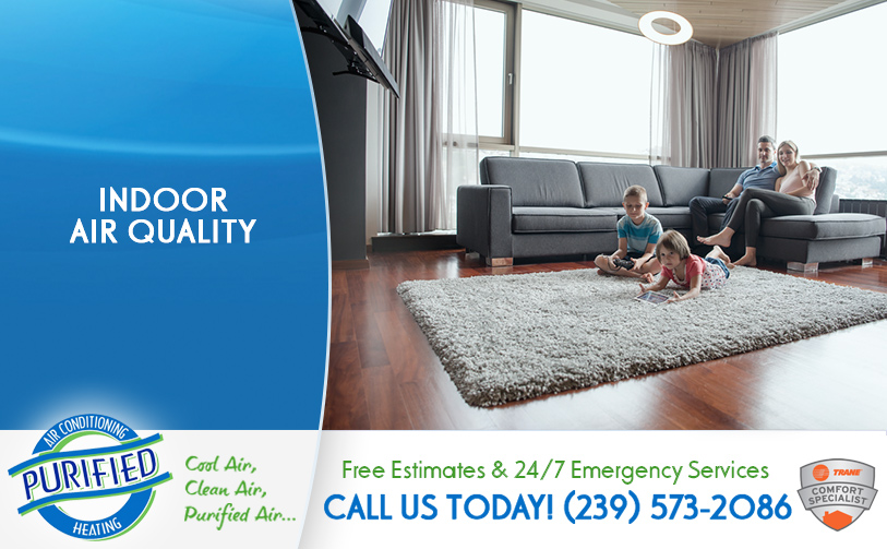 Indoor Air Quality in and near North Fort Myers Florida
