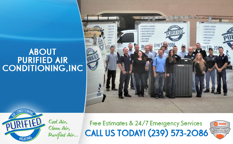 Air Conditioning in and near Fort Myers Florida