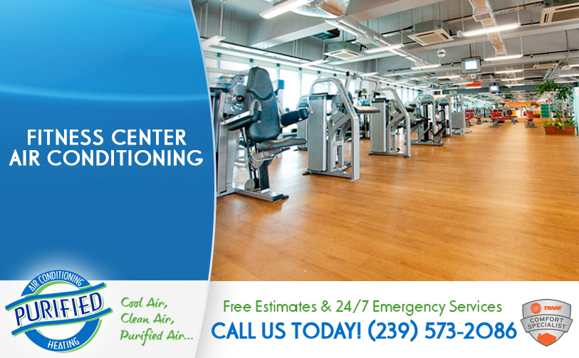 Fitness center air conditioning in fl