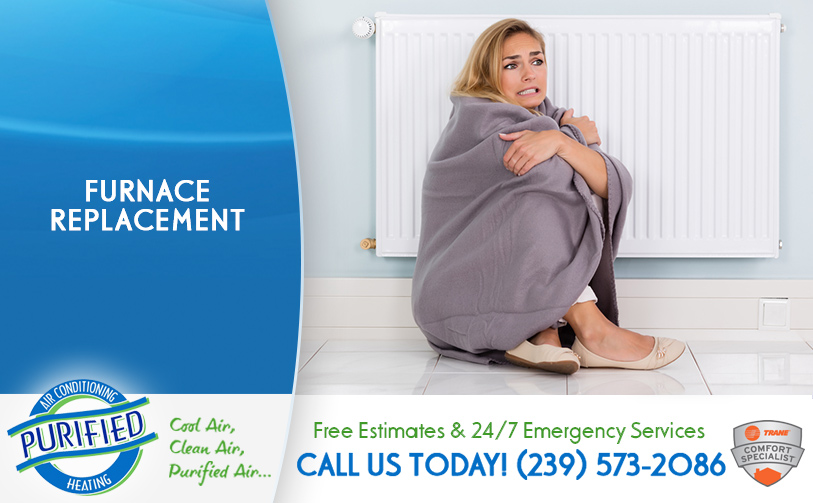 Furnace Replacement in and near Florida
