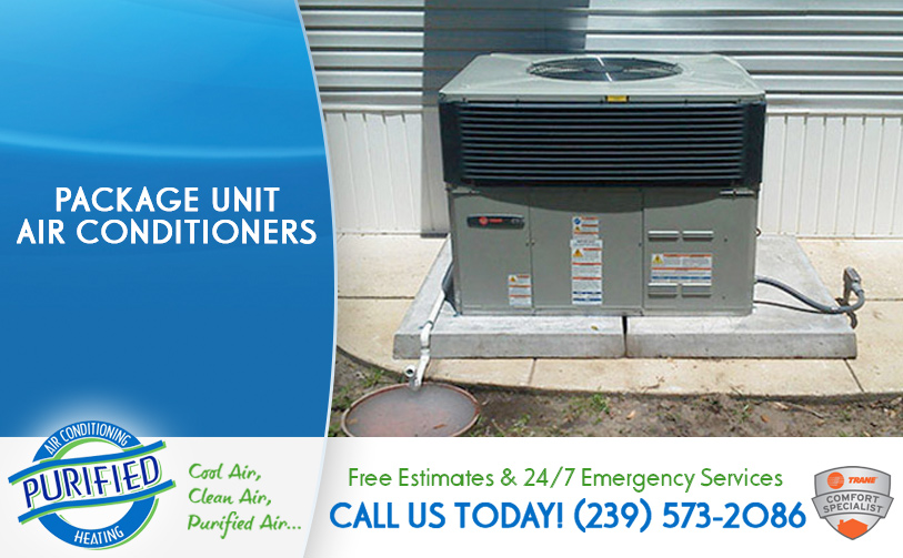 Package Unit Air Conditioners in and near Florida
