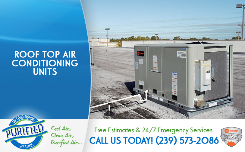 Roof Top Air Conditioning Units in and near Florida