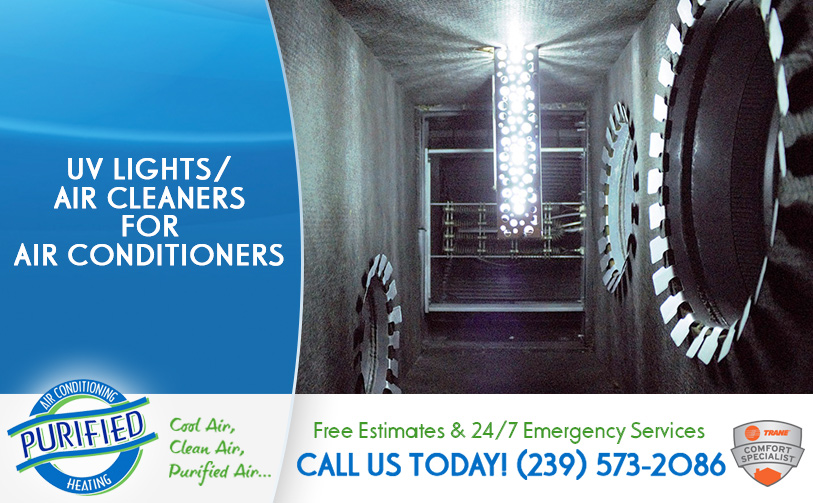 Uv Lights Air Cleaners For Air Conditioners In Fl